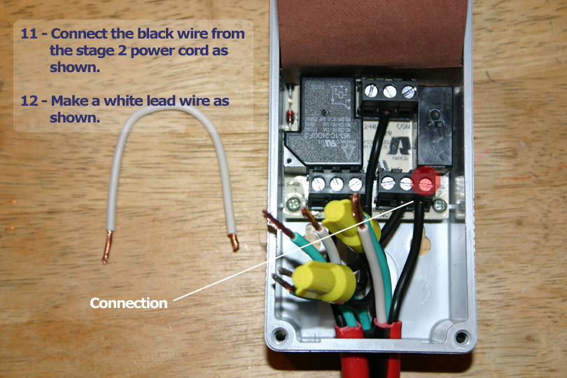 how to wire a ranco etc 2 stage temp controller - the reef tank ranco temperature controller wire diagram